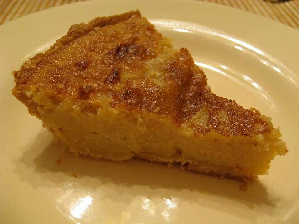 Old fashioned Buttermilk chess pie | Food and Drink | Pinterest