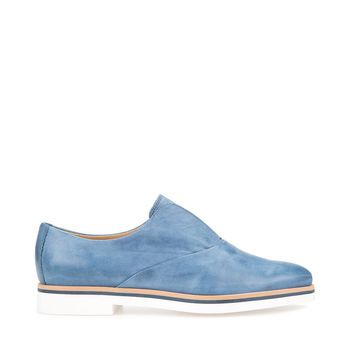 Explore Janalee women's pumps in blue. Free and easy returns at Geox.com.