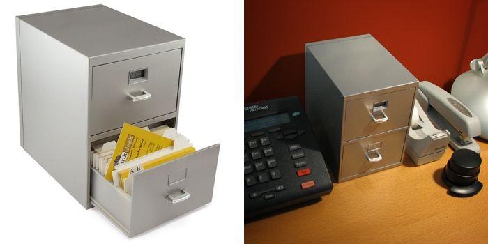 Mini File Cabinet Filing, Mini File Cabinet