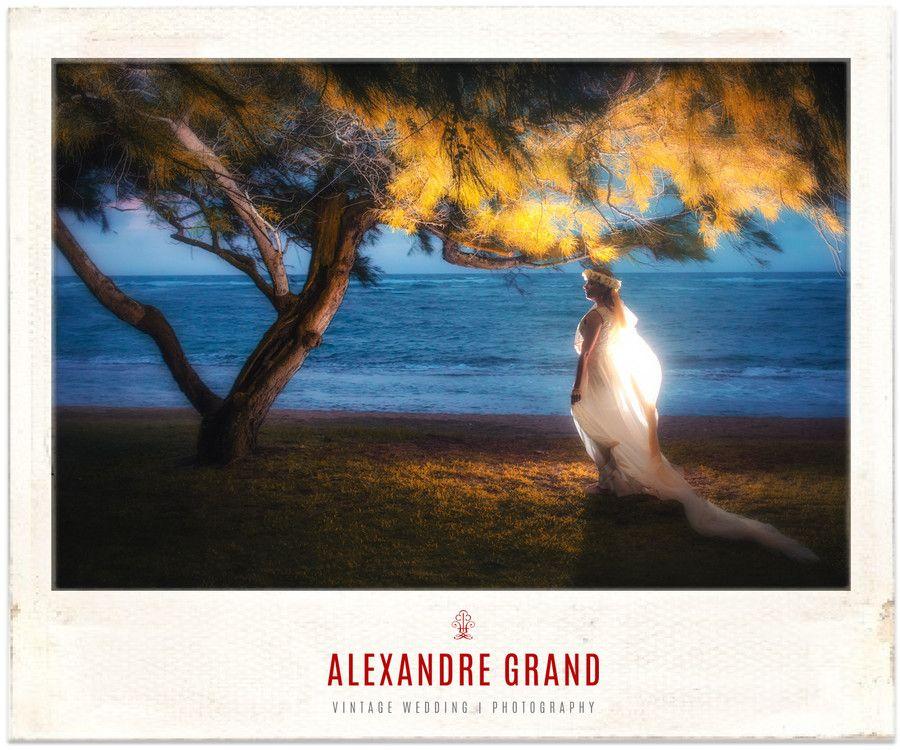 Kauai Bride by Alexandre Grand on 500px