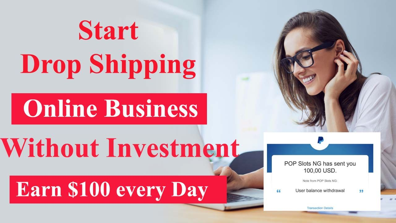 Start Dropshipping Business without investment and earn Rs