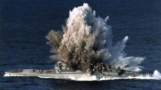 You just sank my Battleship, torpedo hit | Loose lips sink ships ...