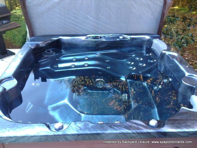 Hawkeye Spa With Cover Lift Swimming Pool Hot Tub Pool Hot Tub