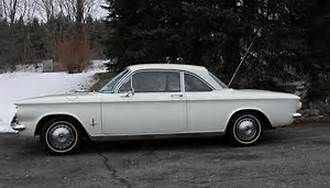 1964 Corvair Monza In Sedalia When My Ford Fairlane Stopped Running I Purchased A Used Corvair Monza Classic Cars Trucks Old Classic Cars Monza