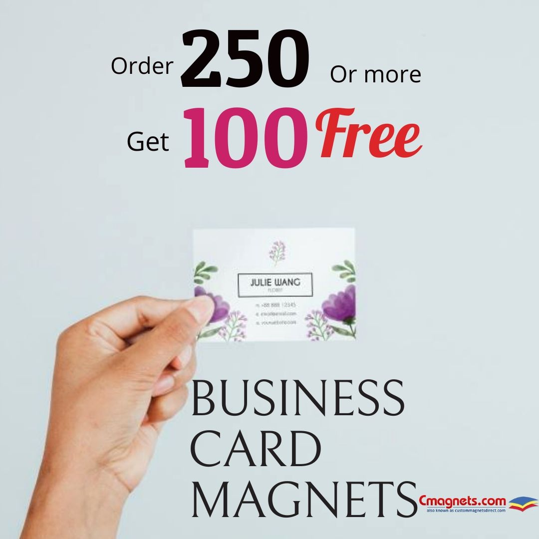 Expand Your Business This New Year By Grabing Some Business Card Magnets From Our Site Best Offer In The Indus Magnetic Business Cards Business Cards Business