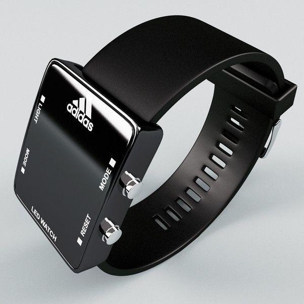 Adidas stylish watches fotos