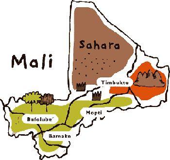 I lived in Mali for three yearsand speak Malinke Anixe
