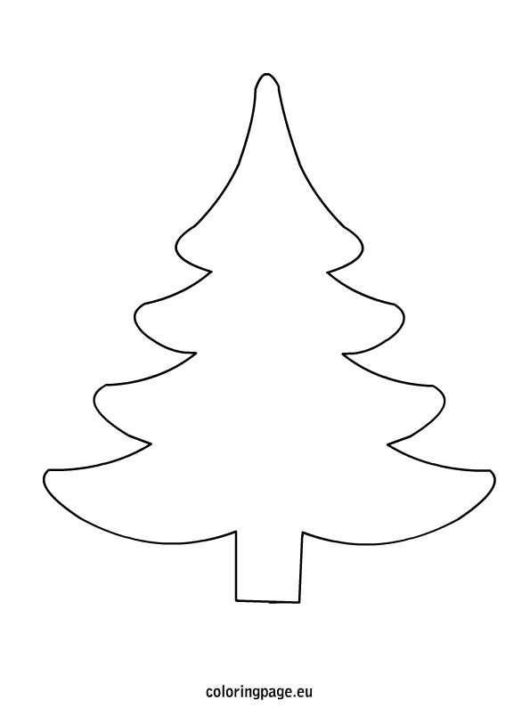 Related Coloring PagesMerry ChristmasMerry Christmas PageChristmas TreeChristmas Tree Template PrintableChristmas