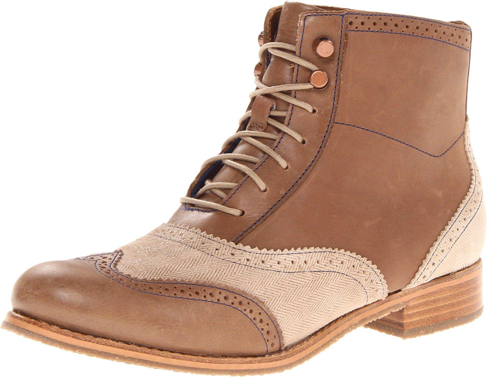 CLAREMONT BOOT B405102, Damen Chukka Boots, Beige (BEIGE), EU 36 (UK 3.5) (US 6) Sebago