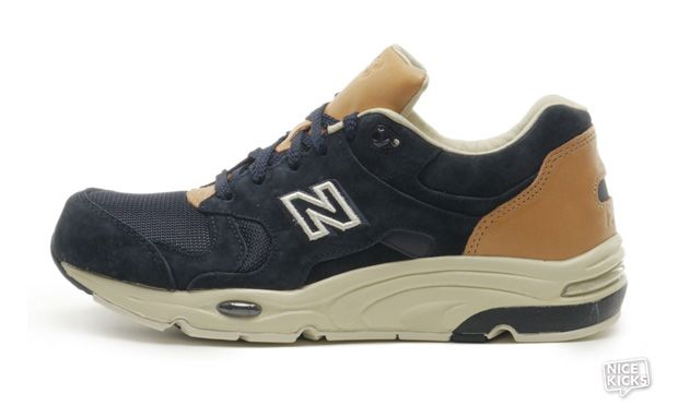 BEAUTY   YOUTH X NEW BALANCE 1700. Built with tan leather e3f6633c3eb2