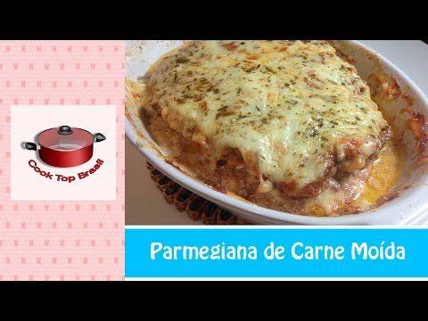 Como Fazer Parmegiana De Carne Moida Ingredientes 800g De