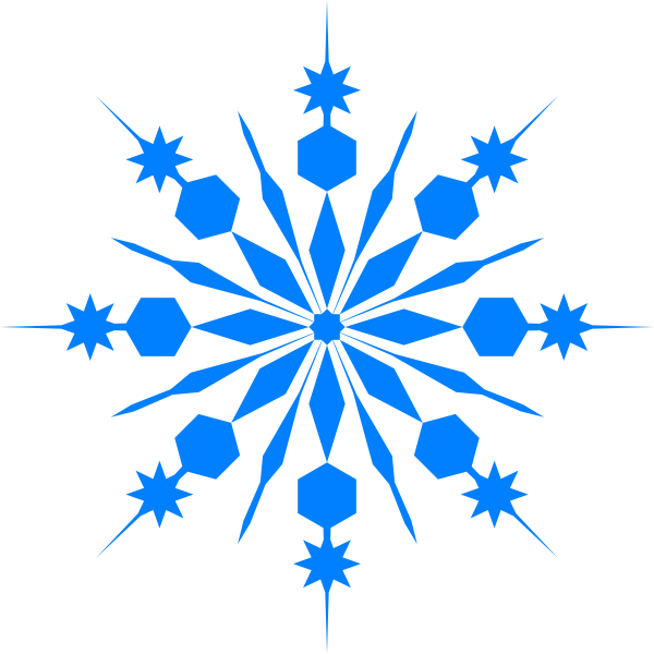 simple blue snowflake clipart snowflake clip art vector snowflakes rh pinterest ca vector snowflakes download vector snowflakes illustrator