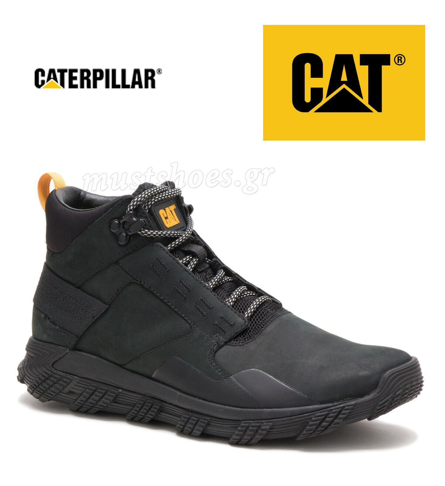 Caterpillar Boot Cat 723543 Influence20 Black 139 00 Cat 723543 Influence20 Black Ease Is Lightweigh Caterpillar Boots Mens Shoes Boots Mens Boots Fashion