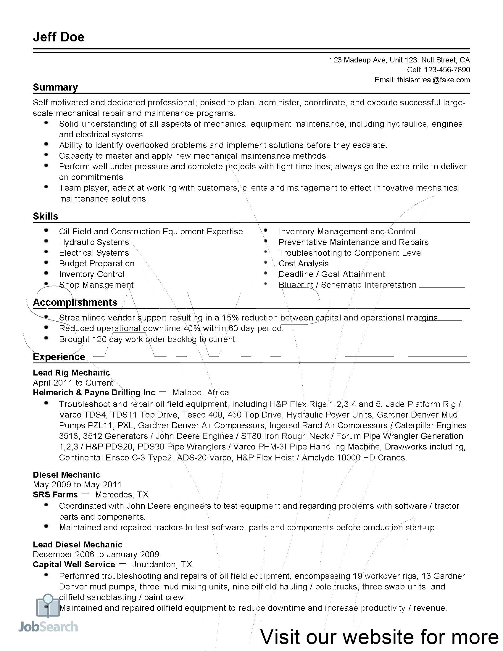 accounting resume template free in 2020 Resume examples