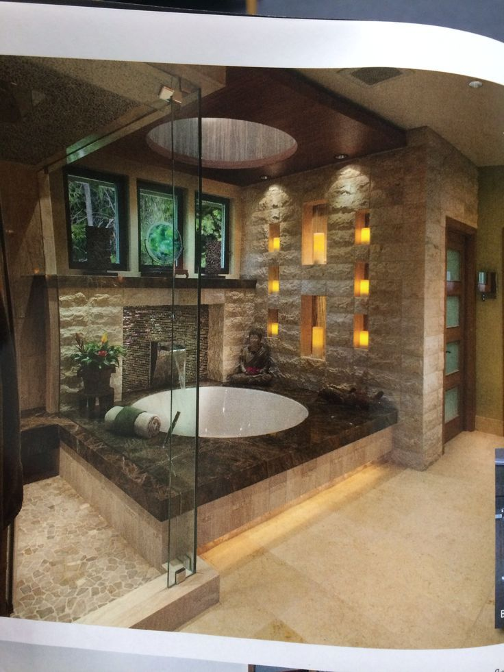 20 Spalike Bathrooms To Clean Your Mind Body And Spirit Fascinating Awesome Bathrooms Inspiration Design