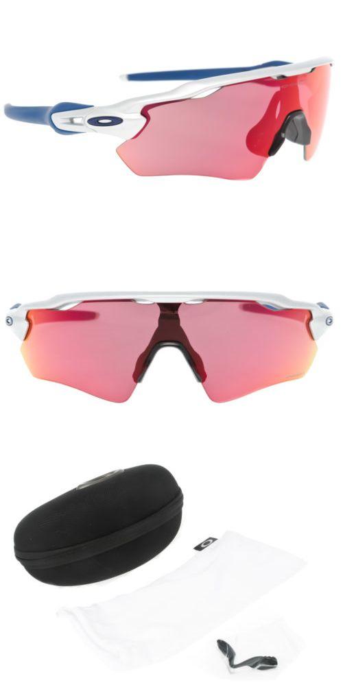 485529945faa2 ... cheap sunglasses and goggles 56185 oakley radar ev path sunglasses  silver blue frame prizm lens 26681