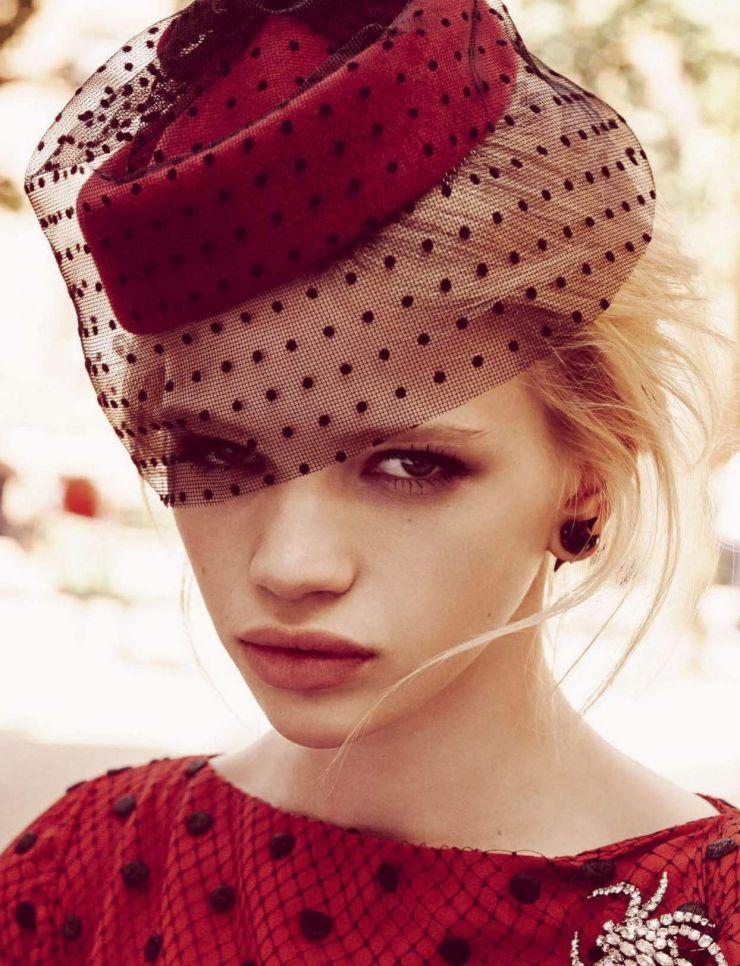 Publication: Vogue Italia September 2015 Model: Stella Lucia Photographer: Craig McDean