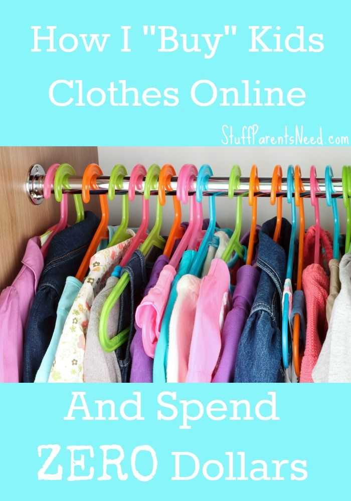 a0a5b1e37 How I Get Kids Clothes Cheap (Free