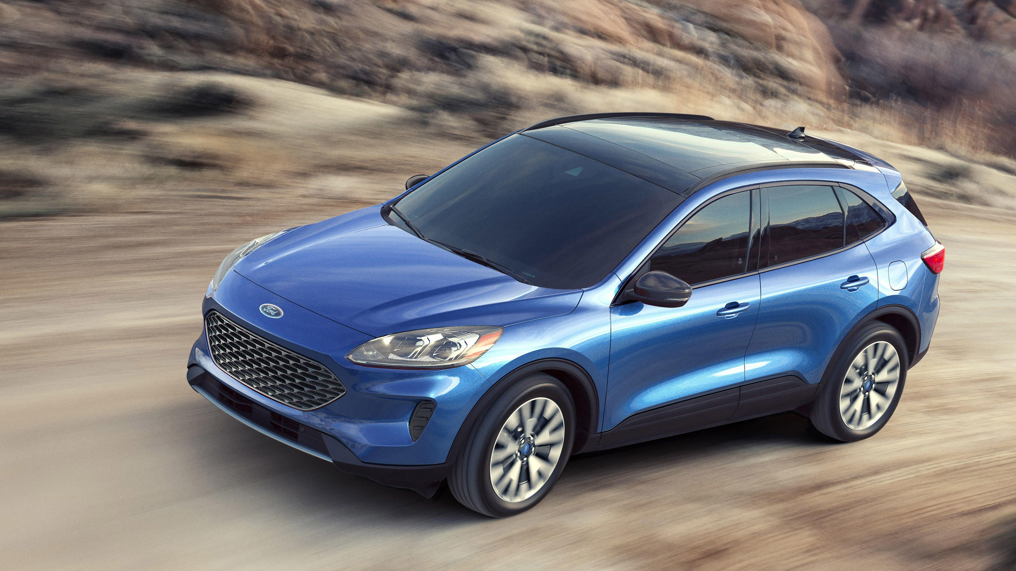 2020 Ford Escape Everything There Is To Know Ford Escape Small
