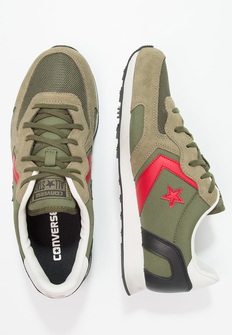 20f542b0aa51 Converse AUCKLAND RACER OX DISTRESSED - Sneakers -  surplus herbal chilipepper - Zalando.se