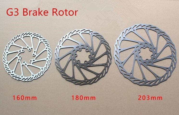 Avid Roundagon Bike  6 Bolts Disc Rotor 160mm MTB