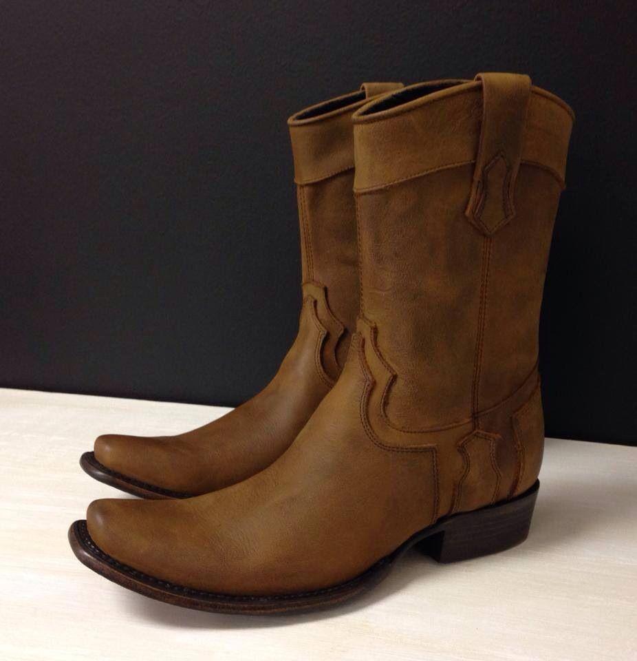 Men's Cuadra Leather Boots | Men Boots en 2019 | Zapatos y Botas