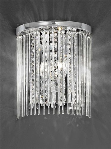 The charisma wall light is available from luxury lighting approved franklite