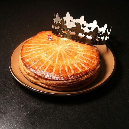 Galette des rois gianduja citron - Cerfdellier le Blog