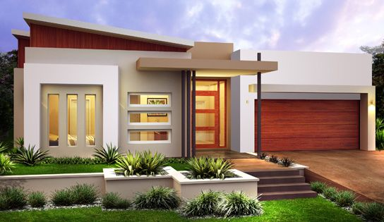 Ruby 30 - Single Level - by Kurmond Homes - New Home Builders ...