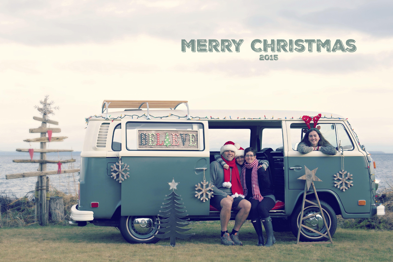 Our VW Bus Christmas card | VW Van | Pinterest | Vw bus, Vans and ...