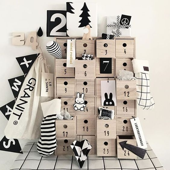 Mommo Design 10 Advent Calendars To Try Diy Advent Calendar Christmas Advent Calendar Christmas Calendar