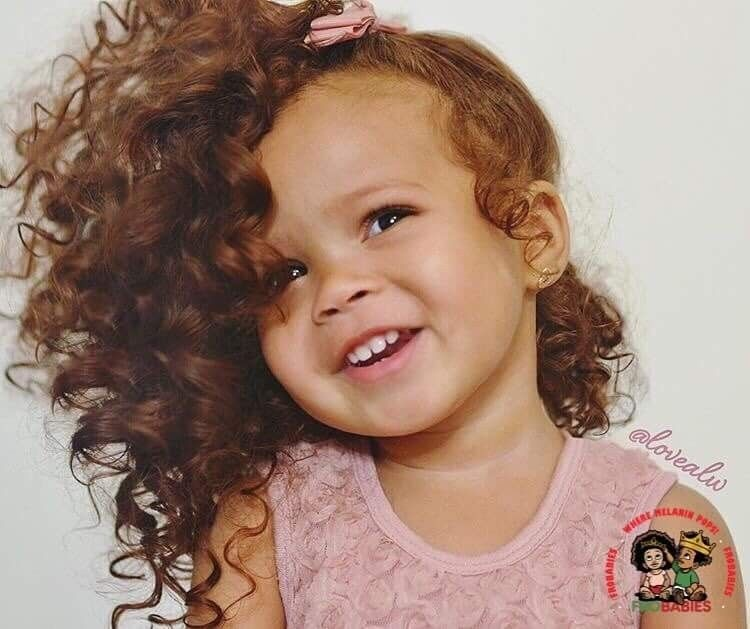 I Have The Feeling My Kids Will Have Dark Red Hair O Redhead Baby Baby Hairstyles Mix Baby Girl