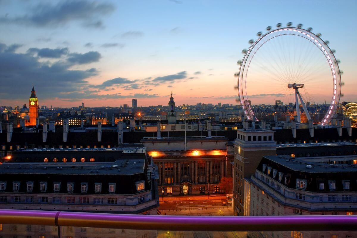 Ben Und London Eye