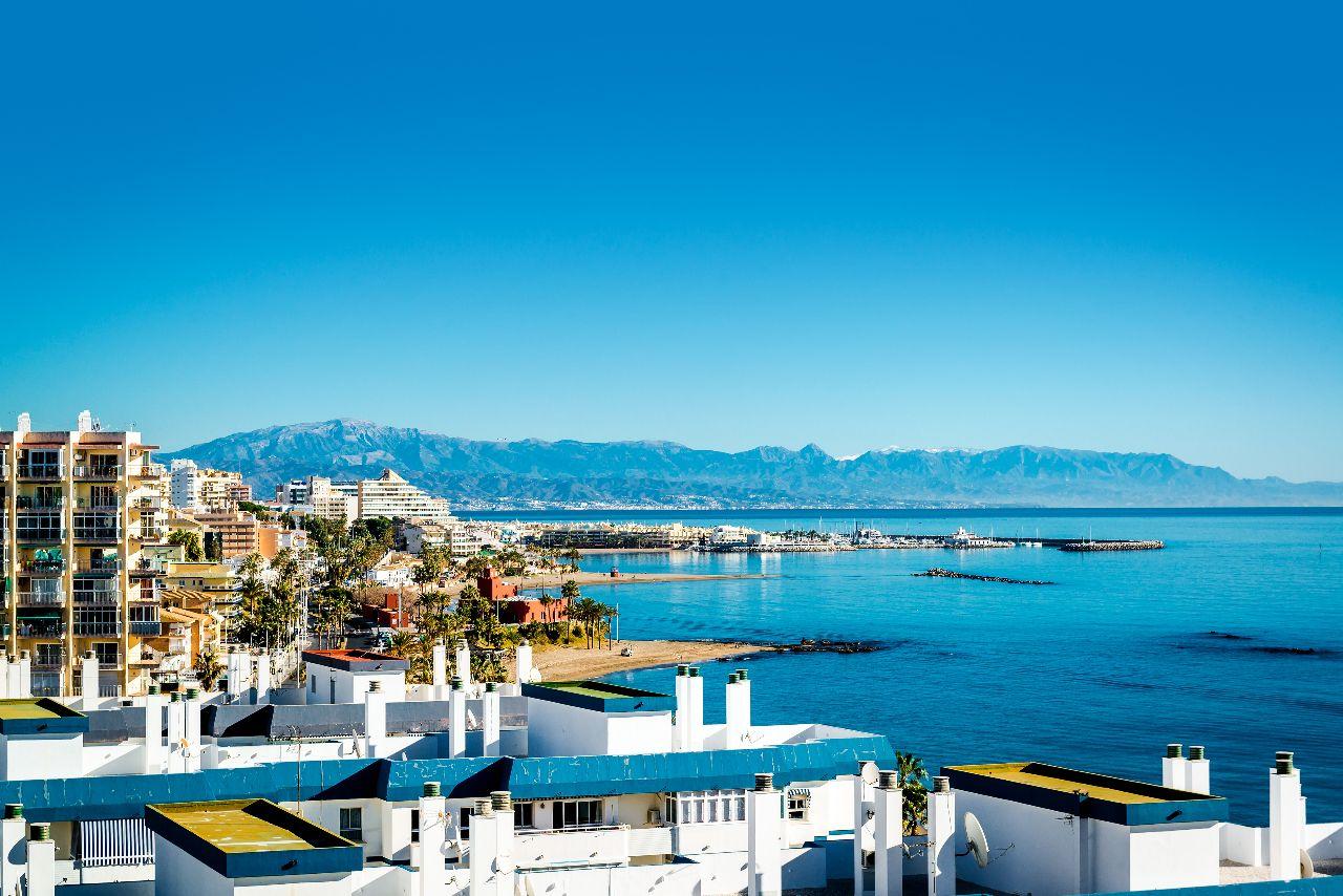 Costa del sol benalmadena port spanje vakantie malaga