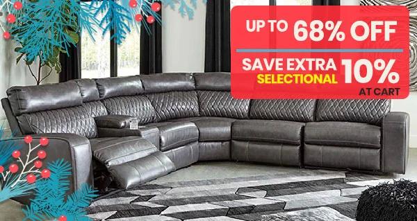 72 Hr Flash Sale Special Sales Event Sofa Sale Sectional