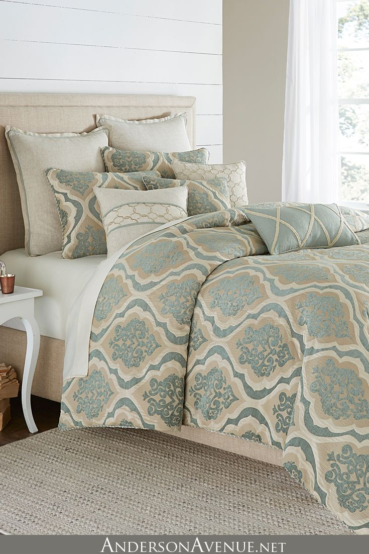 Avery Manor Bedding Collection By Michael Amini Michael Amini