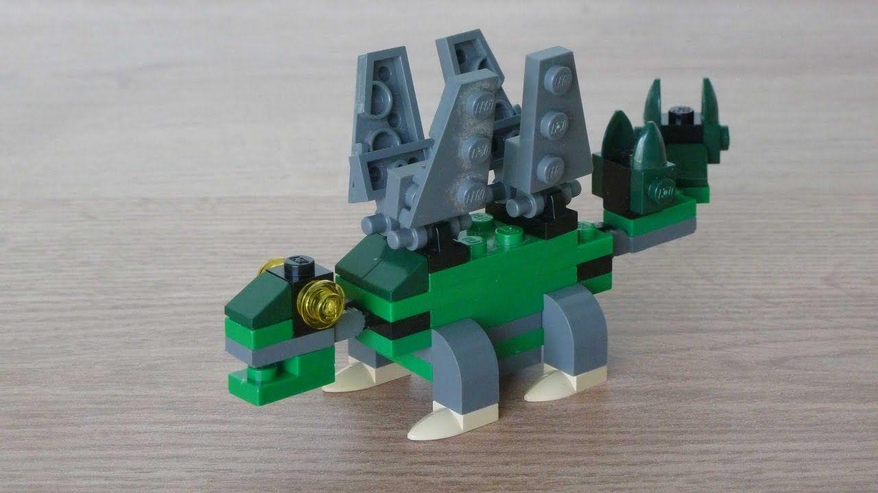 Love StegosaurusLego® 7798 Dinosaur Lego Creator trshQd