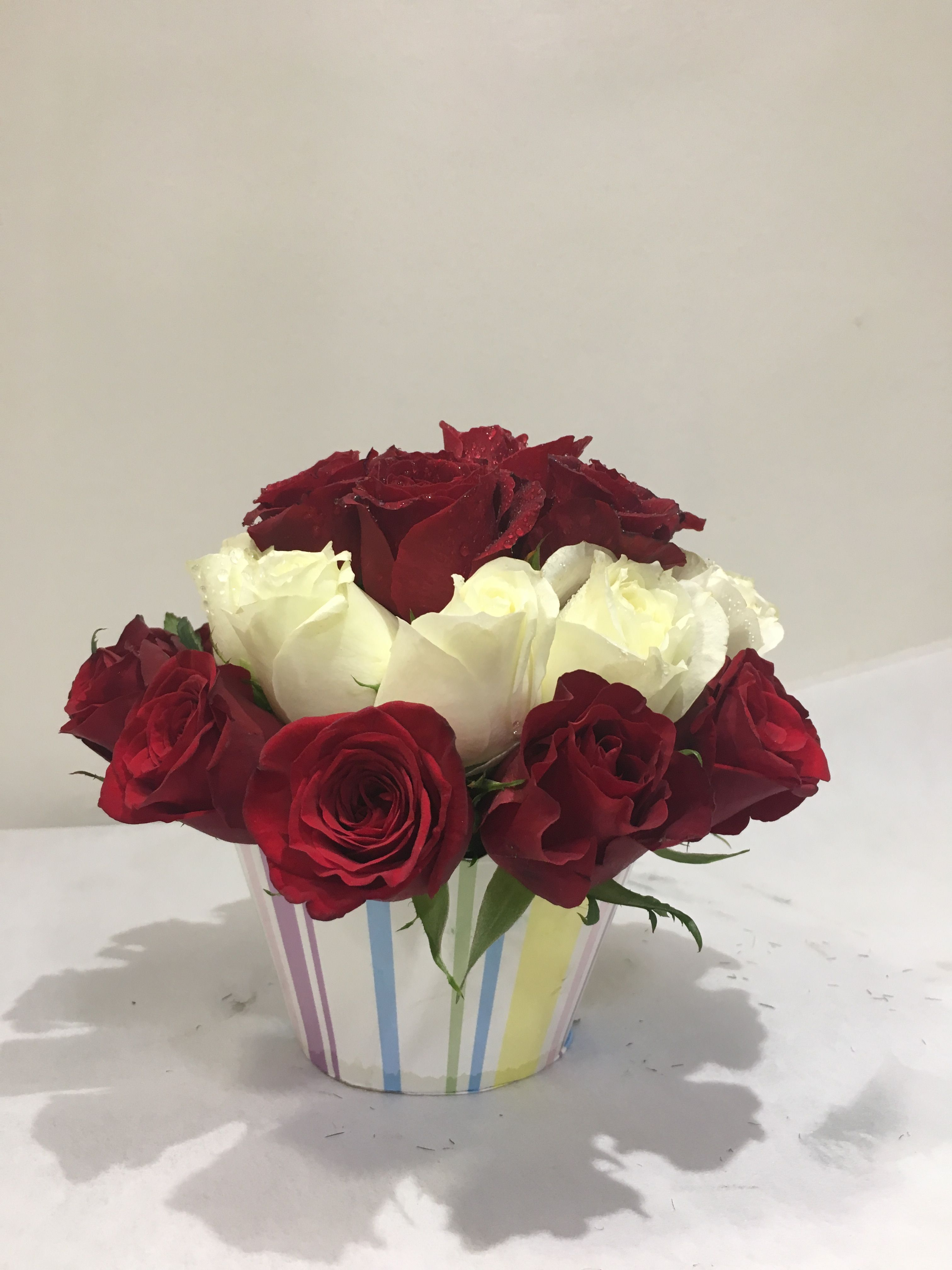 We provide flowers delivery services across the