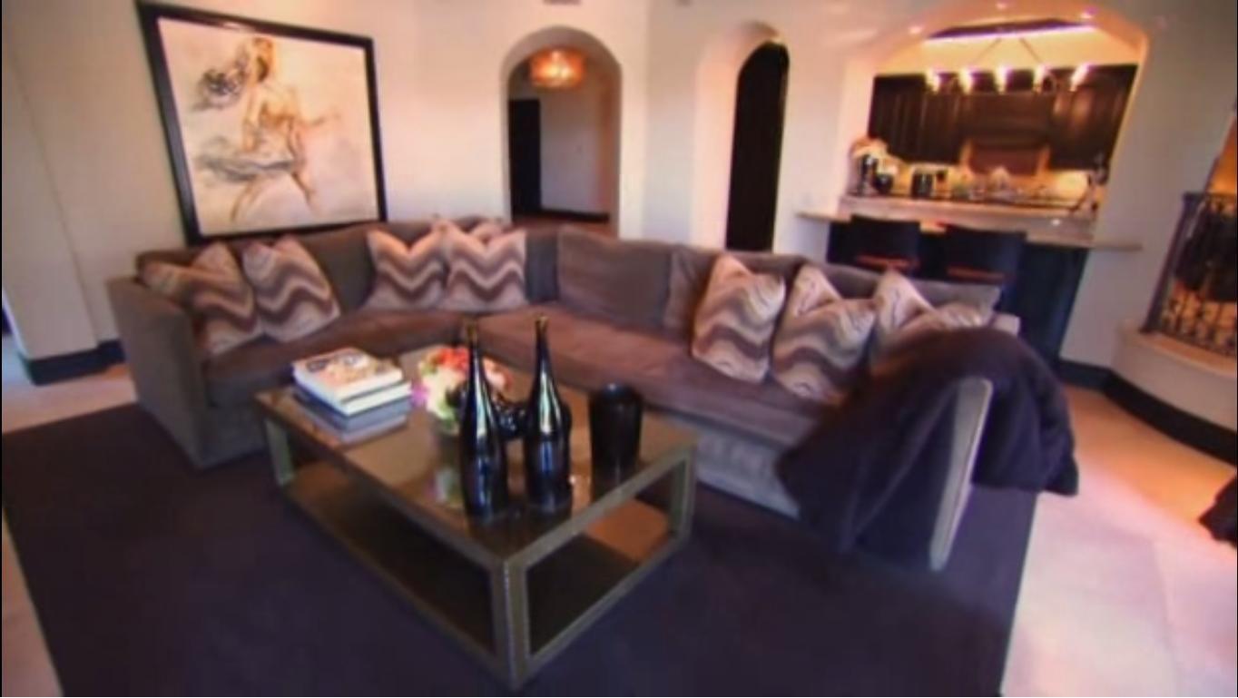 khloe kardashian living room   For the Home   Pinterest ...