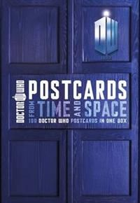 Doctor Who Postcards from Time and Space 15,00€