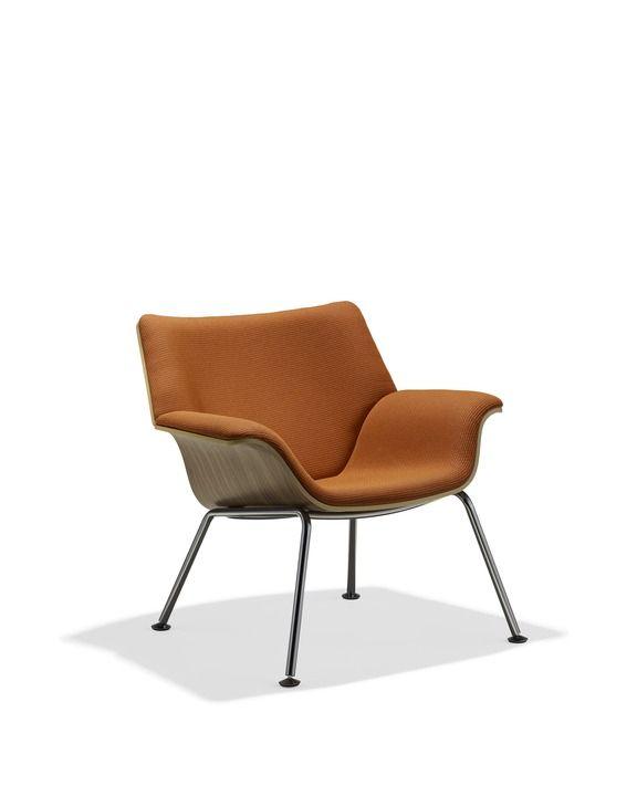 Swoop Lounge Chair Interieur Restaurant Renovatie