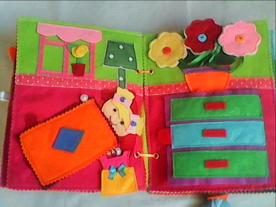 Toddler quiet book felt toys montessori baby gift christmas toddler quiet book felt toys montessori baby gift christmas quietbook feltbook busytoy negle Image collections