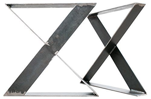 12 places to buy metal hairpin table legs - raw steel, stainless ...