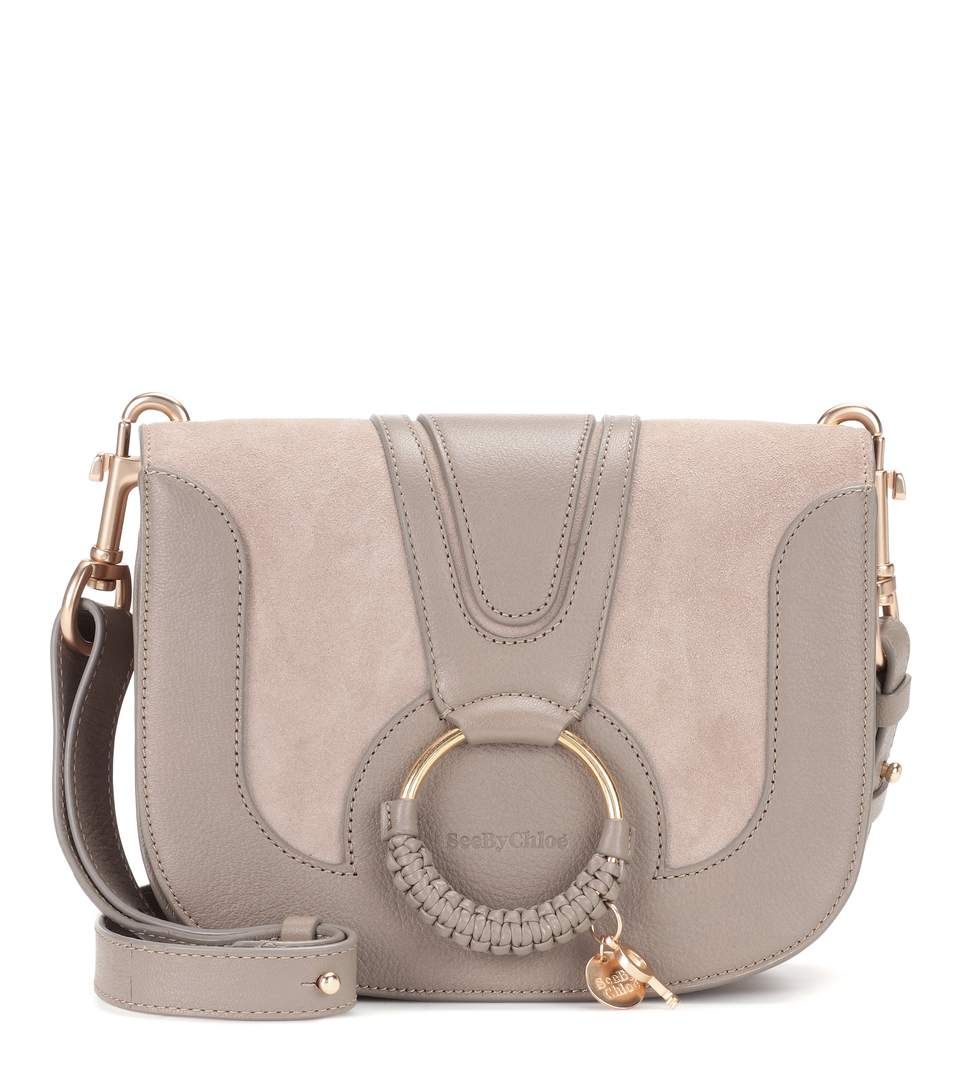 Grey Mini Hana Bag See By Chlo bymQCkeeKz