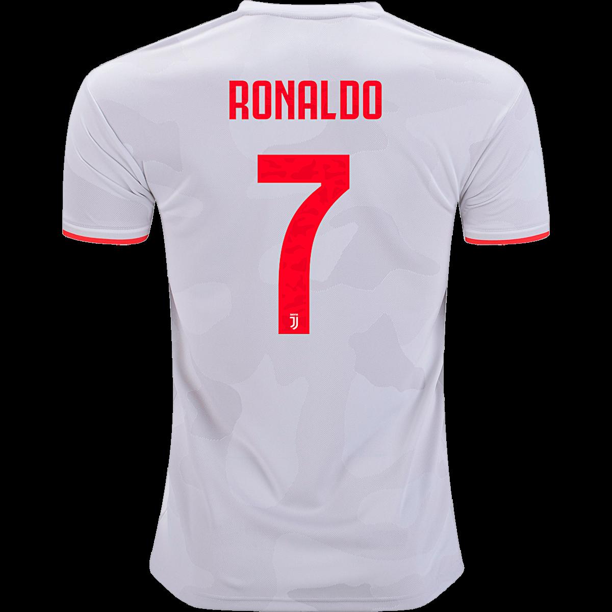 Adidas Cristiano Ronaldo Juventus Away Jersey 19 20 L Cristiano
