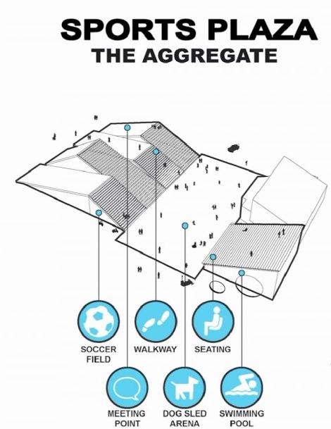 Greenland Migrating / Henning Larsen Architects @Erin Nasir