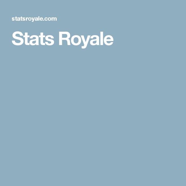 Stats Royale