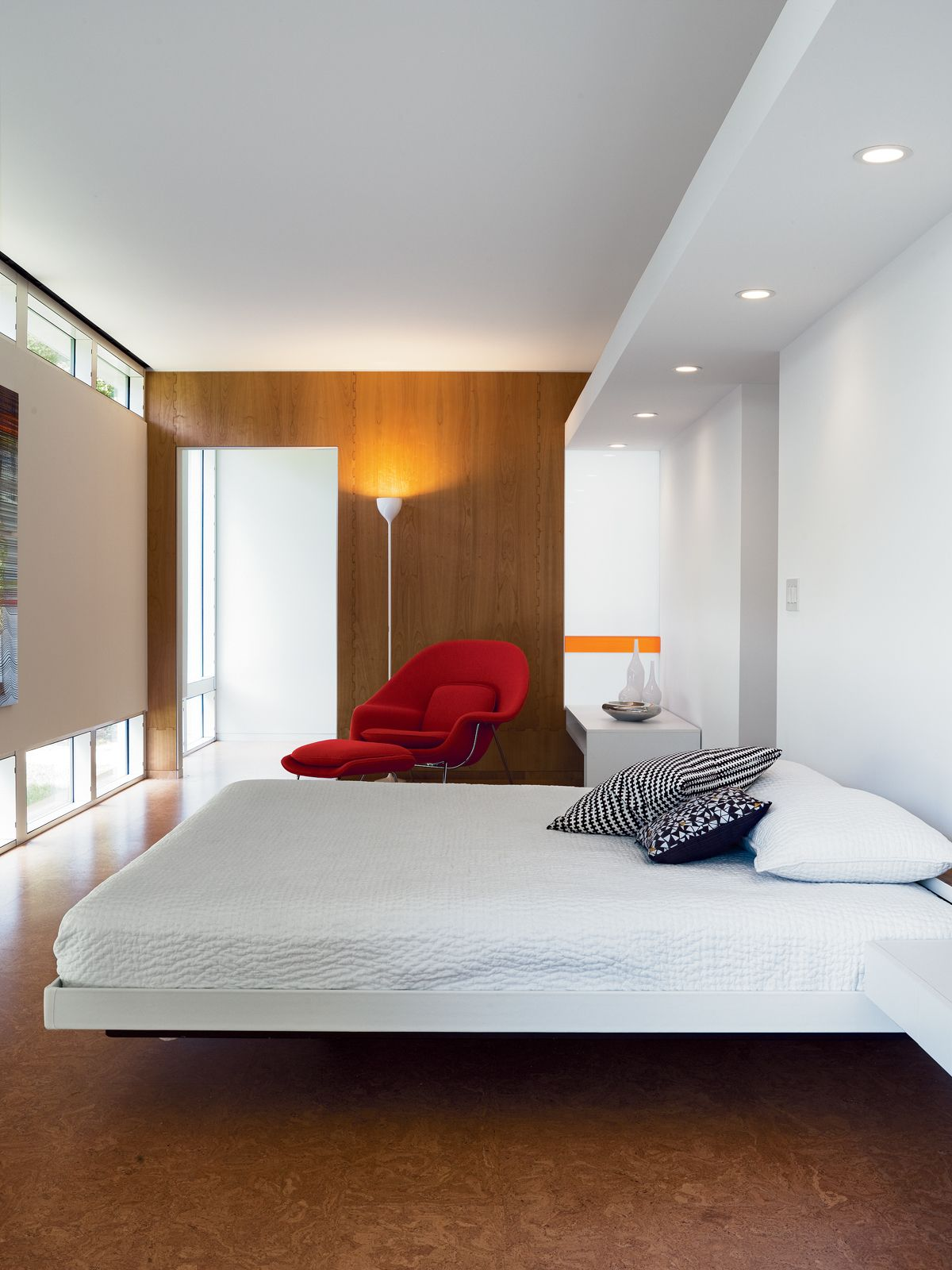 Photo 11 Of 11 In Massie Produced Floor Design Bedroom Flooring