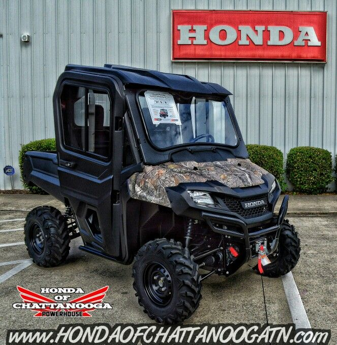 Honda Atv Side By Side >> Honda Of Chattanooga Honda Dealer Honda Honda Powersports
