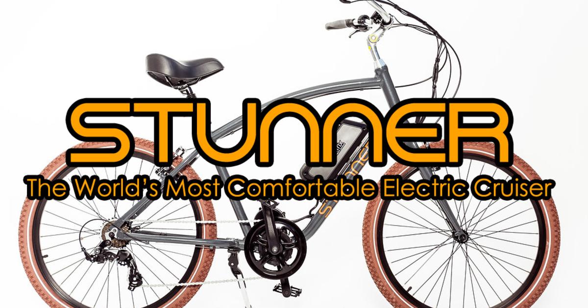 Biktrix Stunner The World S Most Comfortable Electric